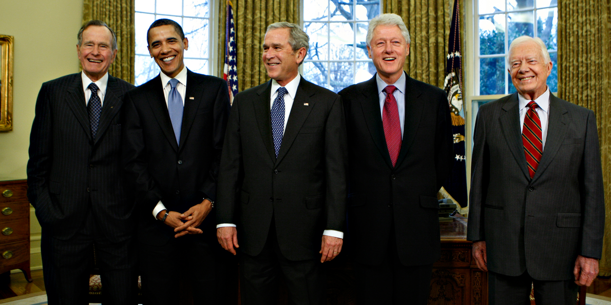 My Personal Rankings of the Presidents of the 21st Century